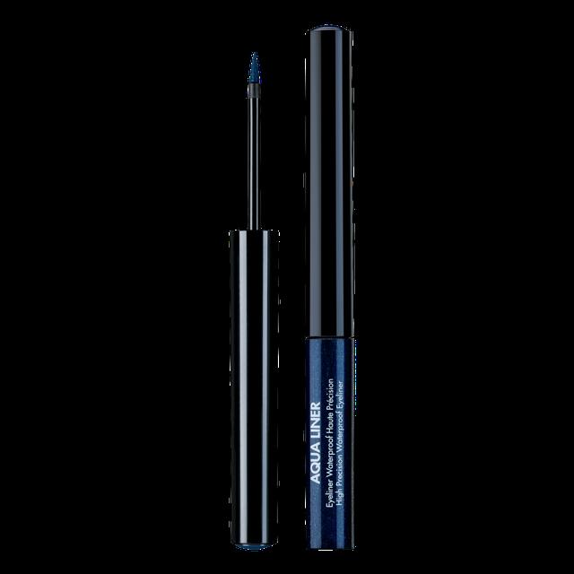 6 Iridescent Navy Blue