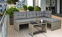 Комплект садової меблів Technorattan CANVAS Rattan, фото 1