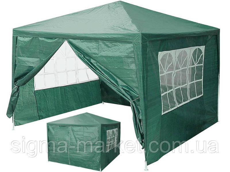 Павильон палатка торговая 3 х 3 + 4 стены ПОЛЬША