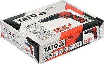 Дрель пневматическая YATO YT-09703, фото 2
