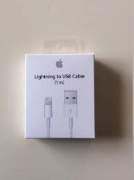 Кабель Apple Lightning to USB 2.0 1m (for iPod/iPhone) (MD818FE/A)