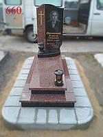 Памятник из капустянського гранита, фото 1