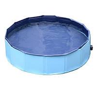 Бассейн для собак PawHut 120x30
