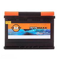 Автомобильный аккумулятор WinMAXX 6СТ-62 Аз SMF