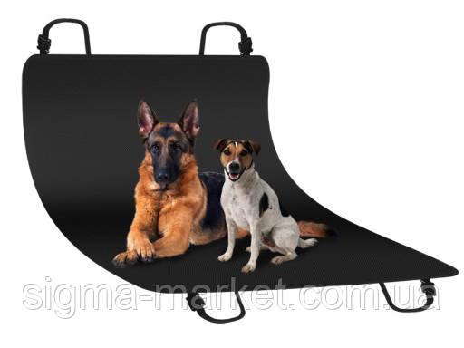 Автогамак для перевозки собак и кошек.