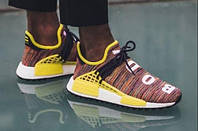 Мужские кроссовки Adidas x Pharrell Williams Human Race NMD, Реплика