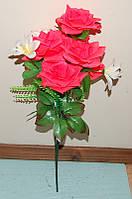 М-394 Роза + жасмин 7 голов  12х50 см