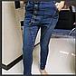 Джинсы на девочку скинни бойфренд размер 30 (подросток), фото 3