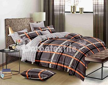 Комплект постельного белья ранфорс 1.5-ка