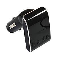 Автомобильный FM трансмиттер модулятор H22 Bluetooth MP3, фото 1