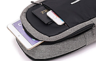 Сумка - рюкзак через плечо с кабелем USB, фото 3