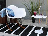 Кресло - качалка со столиком балкон тераса ХІТ 2020 Польша
