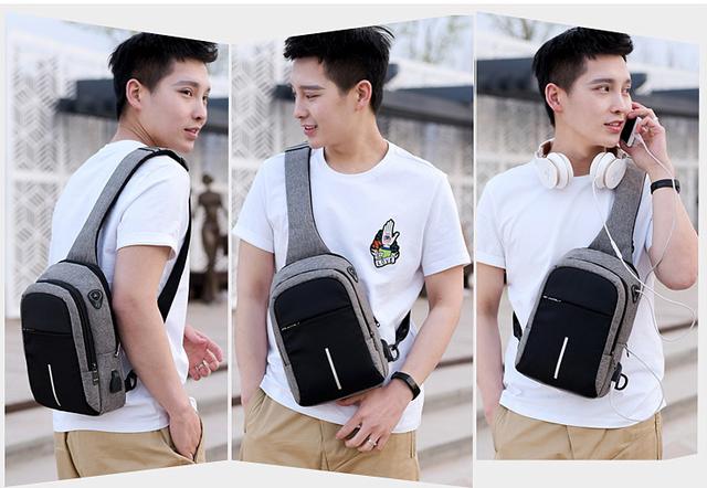 Современные сумки через плечо