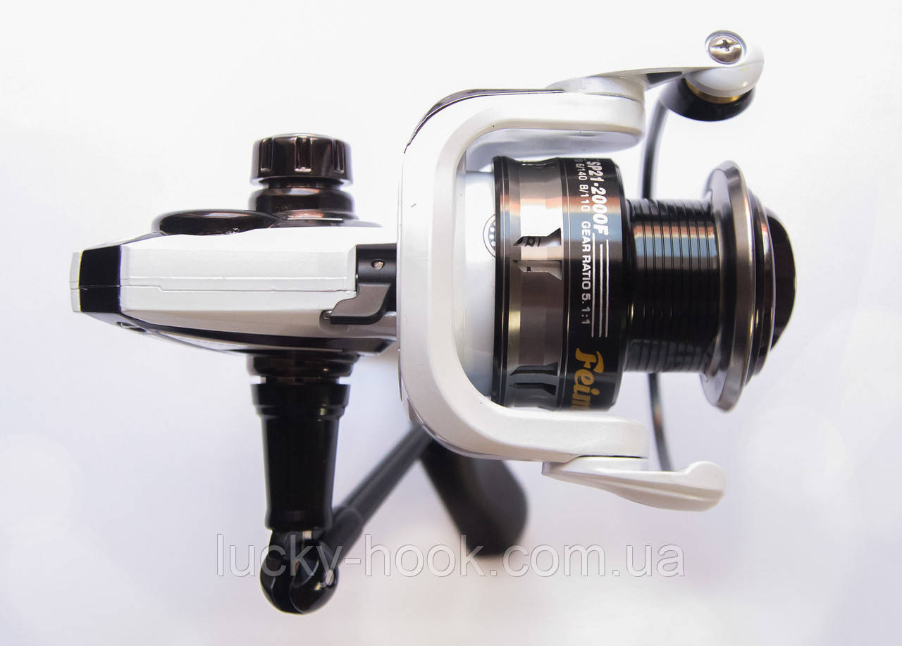 Спиннинговая катушка Feima SP21-2000F 6+1b