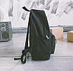 Рюкзак женский городской Pink синий, фото 6