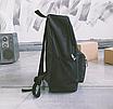 Рюкзак женский городской Pink черный, фото 5