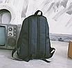 Рюкзак женский городской Pink черный, фото 6