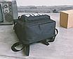 Рюкзак женский городской Pink черный, фото 8