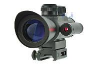 Прицел Оптический 4x30 M7 Лазер Подсветка Крепление , фото 1