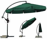 Зонт 3,5 м зеленый, фото 1