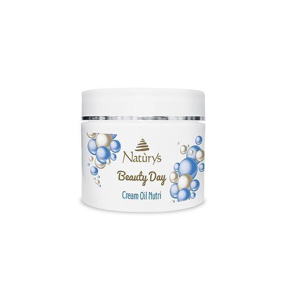 Крем-масло питательный  органический Beauty Day,500мл Naturys проф.