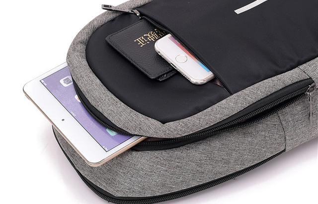 Вместительная сумочка через плечо