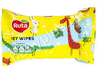 Влажные салфетки детские Ruta Selecta