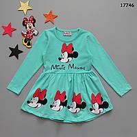 Сукня Minnie Mouse для дівчинки. 86-92 см
