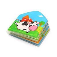 Мягкая книжка с пищалкой Ферма BabyOno 889