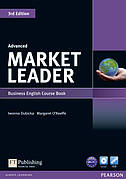 Market Leader 3rd Edition Advanced Coursebook (with DVD-ROM incl. Class Audio) ISBN : 9781408237038