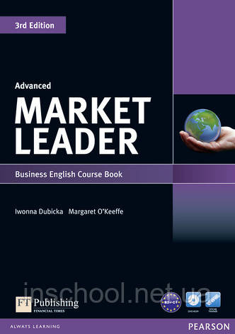 Market Leader 3rd Edition Advanced Coursebook (with DVD-ROM incl. Class Audio) ISBN : 9781408237038, фото 2