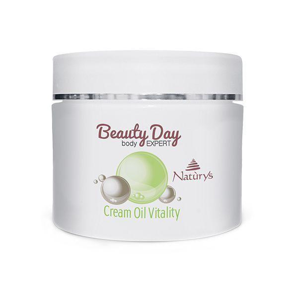Крем-масло питательный Beauty Day Oil Vitality ,200мл Naturys