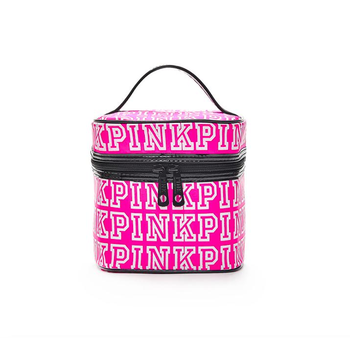 Косметичка женская Pink розовый