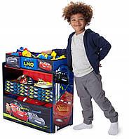Органайзер комод  для игрушек диснеевские авто.