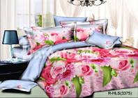 Комплект постельного белья из ранфорса Лесная роза