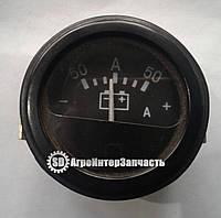 Указатель силы тока до 50 А, автомобильный амперметр