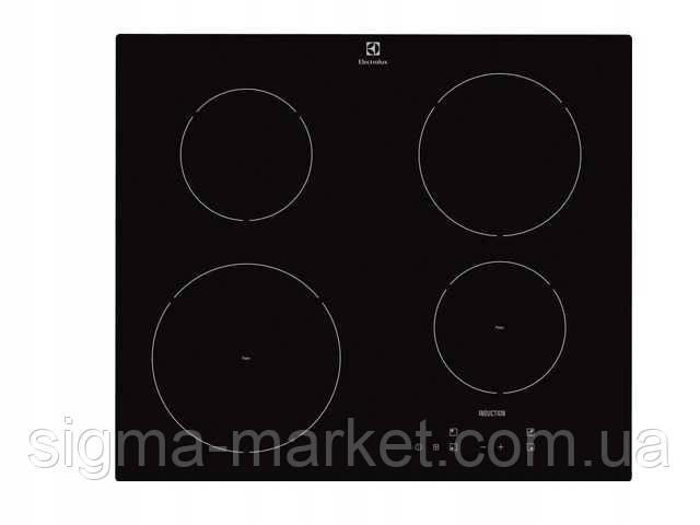 Плита индукционная ELECTROLUX EHH6240ISK 2x BOOSTER