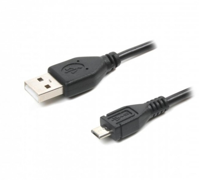 Кабель USB 2.0 - 0.3м AM/Micro Maxxter UB-AMM-0.3M