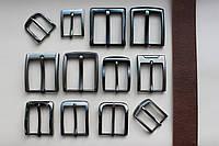 Новые пряжки 30 - 35 - 45 мм. Цвета: черный и сатен.