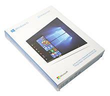 Windows 10 Домашняя 64-bit Russian 1 License 1pk коробочная версия KW9-00502