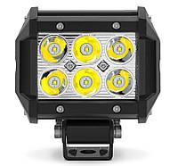 Фара LED Spot beam , 24 W , дальний свет, фото 1