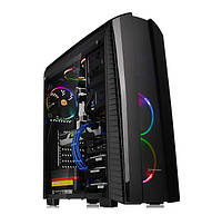 Корпус Thermaltake Versa N27 Black Mid Tower без БП для ATX Micro ATX ITX CA-1H6-00M1WN-00