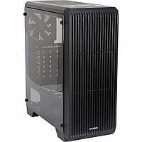Корпус Zalman S2 Black Steel/Plastic ATX M-ATX M-ITX Mid Tower
