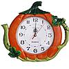 Часы настенные Фруктовая сковородка (лепка), фото 9