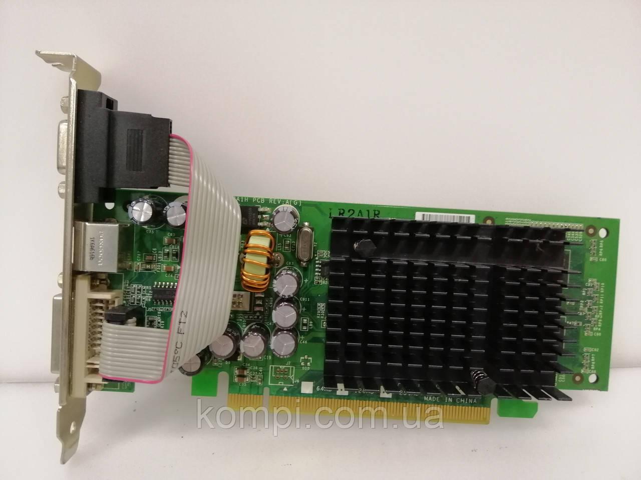 Видеокарта NVIDIA 6500 256 MB PCI-E