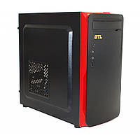 Корпус GTL Micro B-RD Black/Red 400W 120mm