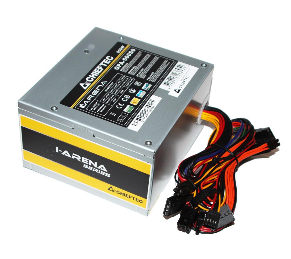 Блок питания Chieftec 500W GPA-500S8 120mm