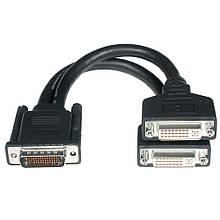 Переходник DMS-59 2 x DVI-I