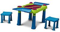 Детский столик со стульями KETER CREATIVE PLAY Curver