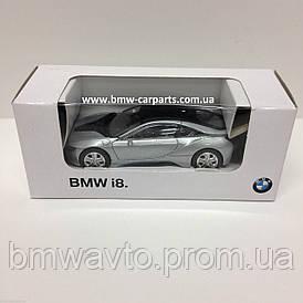 Модели различных цветов BMW i8 (i12), 1:64 scale, артикул